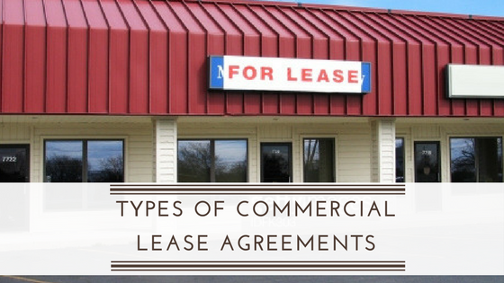Types Of Commercial Lease Agreements Business Success Resources
